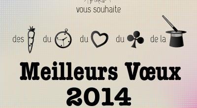 Vœux 2014